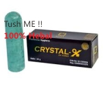 crystal x cleansing herbal