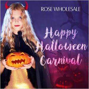 Halloween Rosewholesale