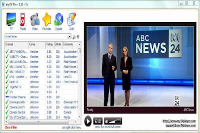 AnyTV Professional 2012 v5.13 Ultimate Full