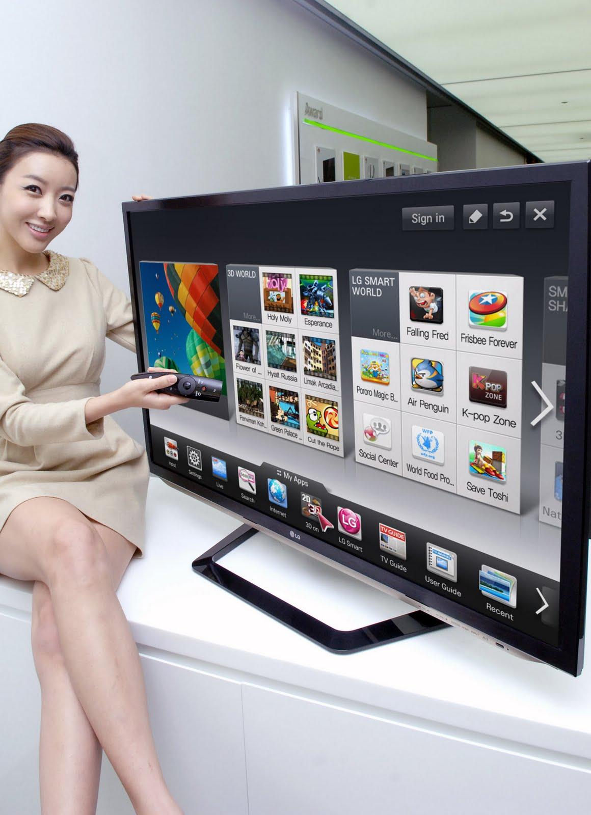 SC Cyberworld = Malaysia's Latest IT News: LG UNVEILS NEW