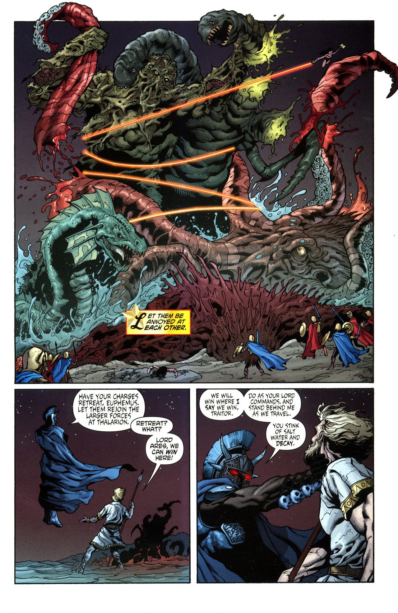 Read online Wonder Woman (2006) comic -  Issue #33 - 15