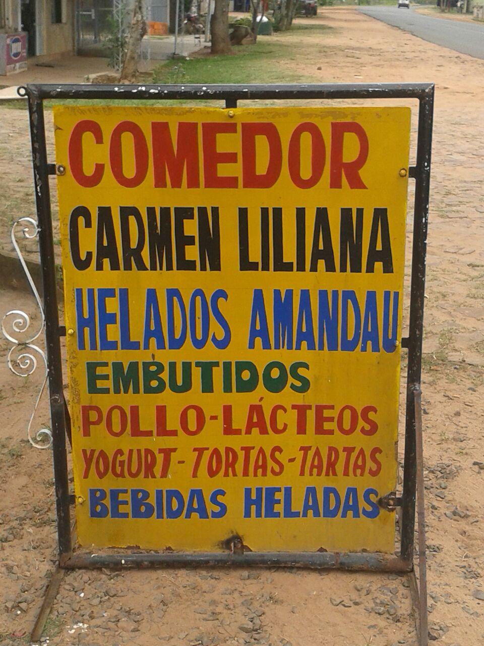 Comedor Carmen Liliana Melgarejo Guairaguia Com Gu A  # Muebles Liliana