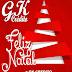 Feliz Natal e Venturoso Ano Novo é o que deseja a GK Crédito para você cliente!