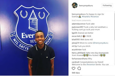 "<img src Nigerian-young-striker,-Henry-Onyekuru-rebuff-Arsenal-to-sign-with-Everton-in-£6.8million-deal gif"" alt="" Nigerian young striker, Henry Onyekuru rebuff Arsenal to sign with Everton in £6.8million deal > </p>"
