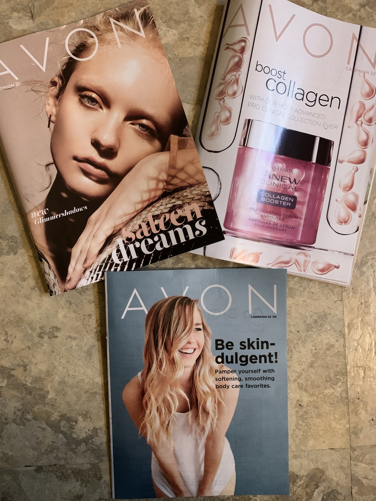 VIEW/LEARN ABOUT AVON BROCHURE
