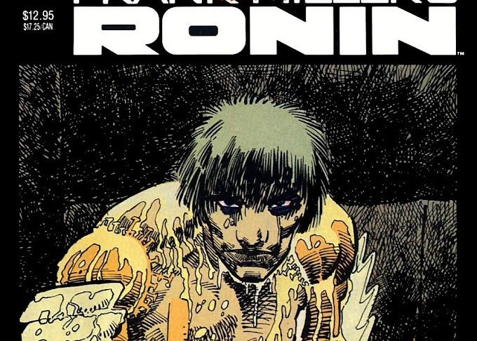 Ronin, el origen de Frank Miller