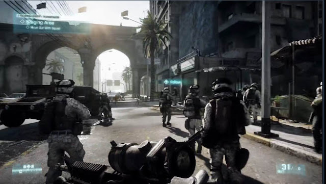 Battlefield 3 PC Full Version Screenshot 2