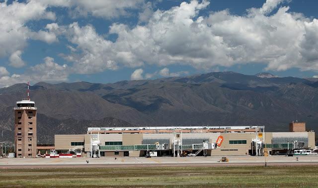 Como ir do aeroporto até o centro de Mendoza
