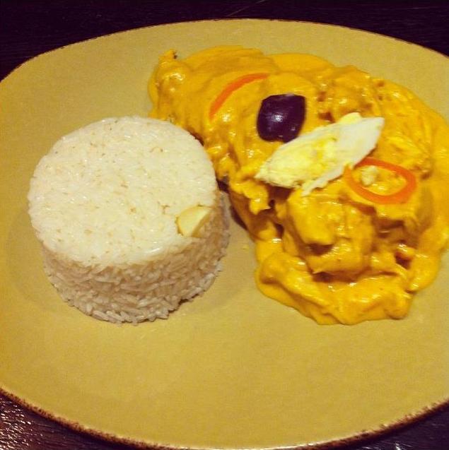 Peru Week nos restaurantes peruanos no Brasil - Ají de Gallina