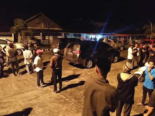 Rombongan 'Kirab Satu Negeri' GP Ansor Dihadang Masyarakat di Padang Pariaman