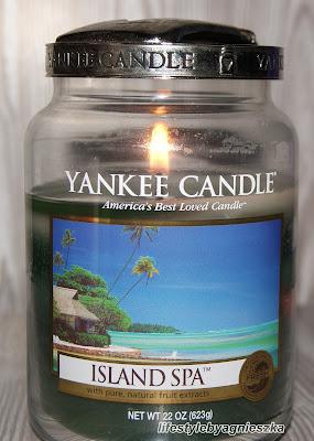 Yankee Candle - Island Spa