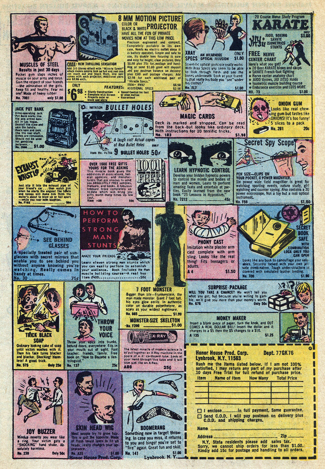 Read online Amazing Adventures (1970) comic -  Issue #6 - 31