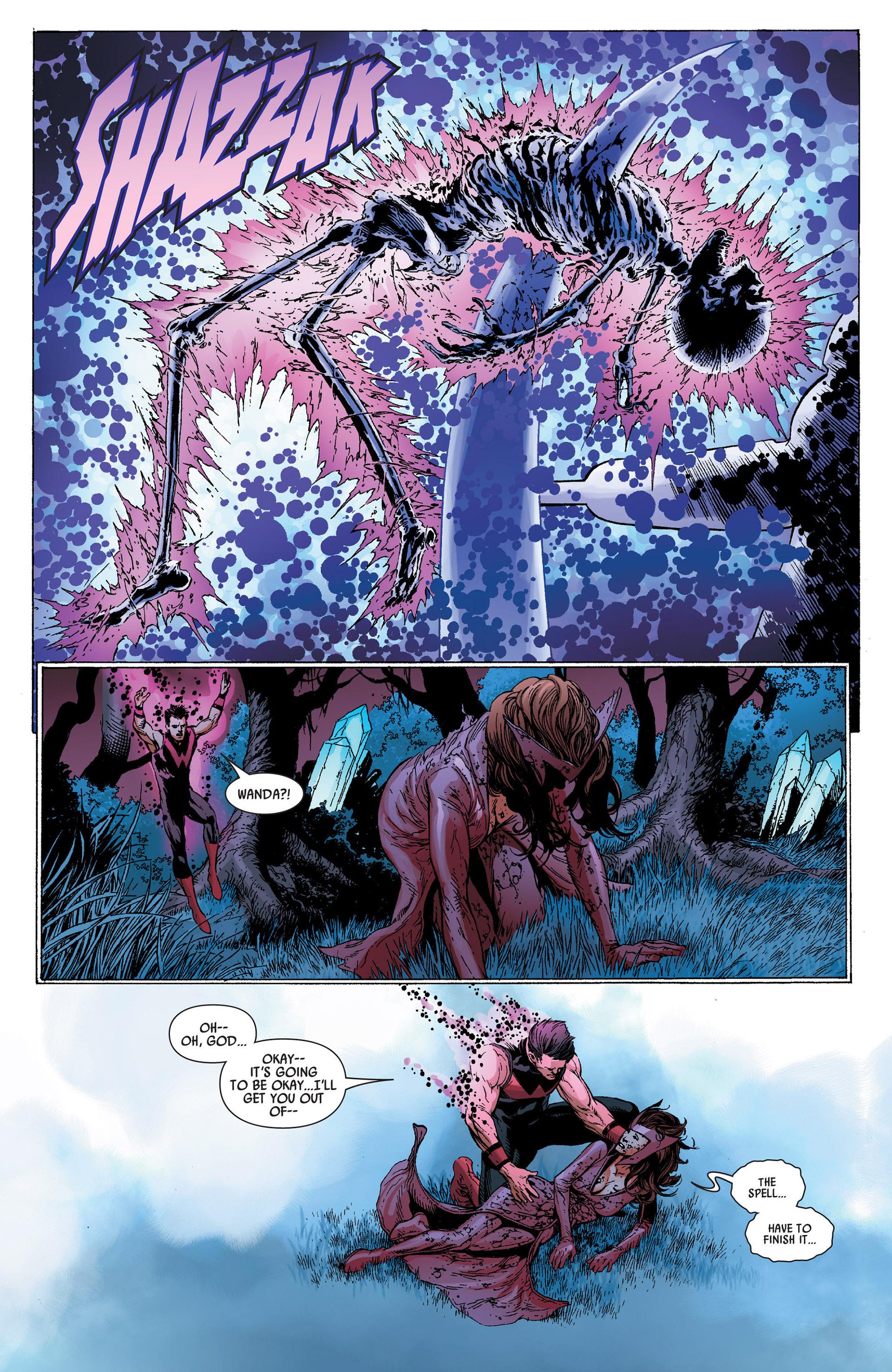 Read online Uncanny Avengers (2012) comic -  Issue #14 - 20