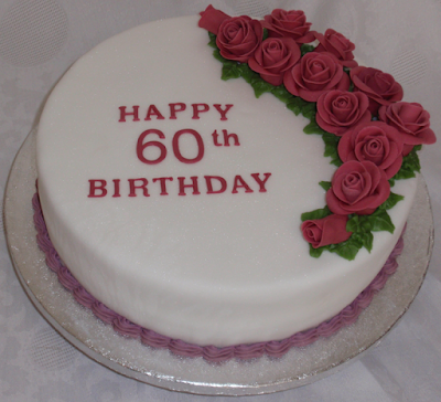 60th birthday cakes for women h1c