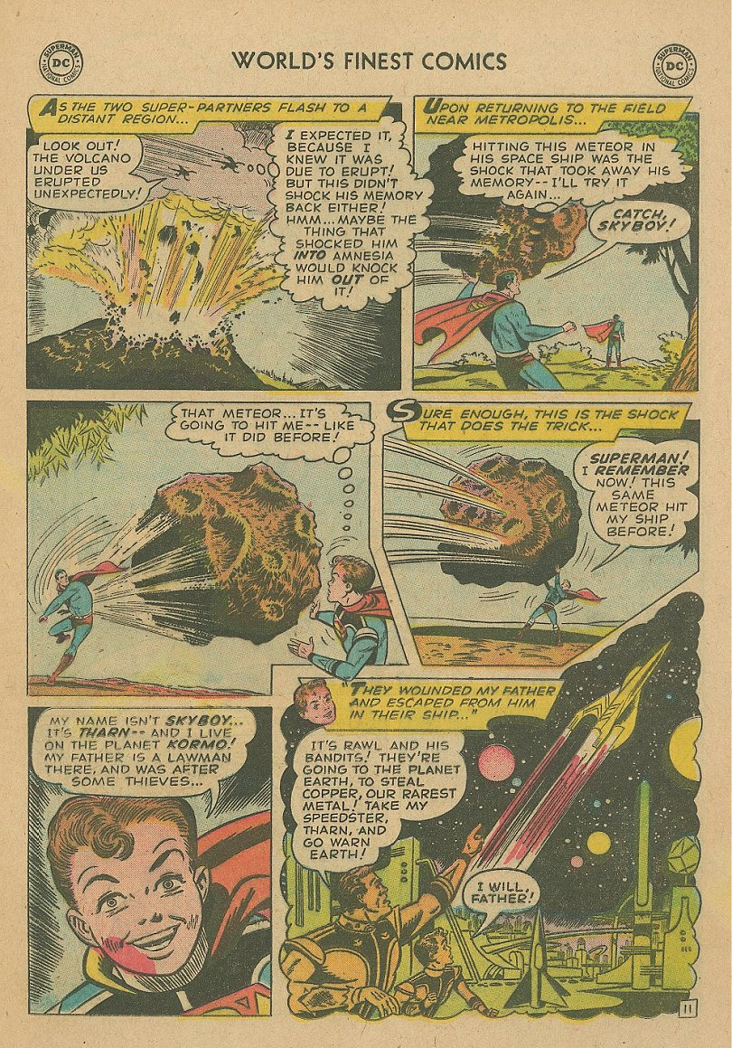 Read online World's Finest Comics comic -  Issue #92 - 26