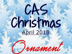It's the Most Wonderful Time - CAS Christmas Reminder