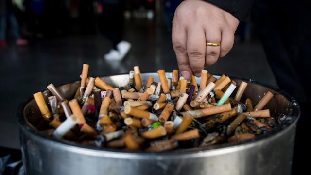 ¿En qué países iberoamericanos hay más muertos por cigarrillos?