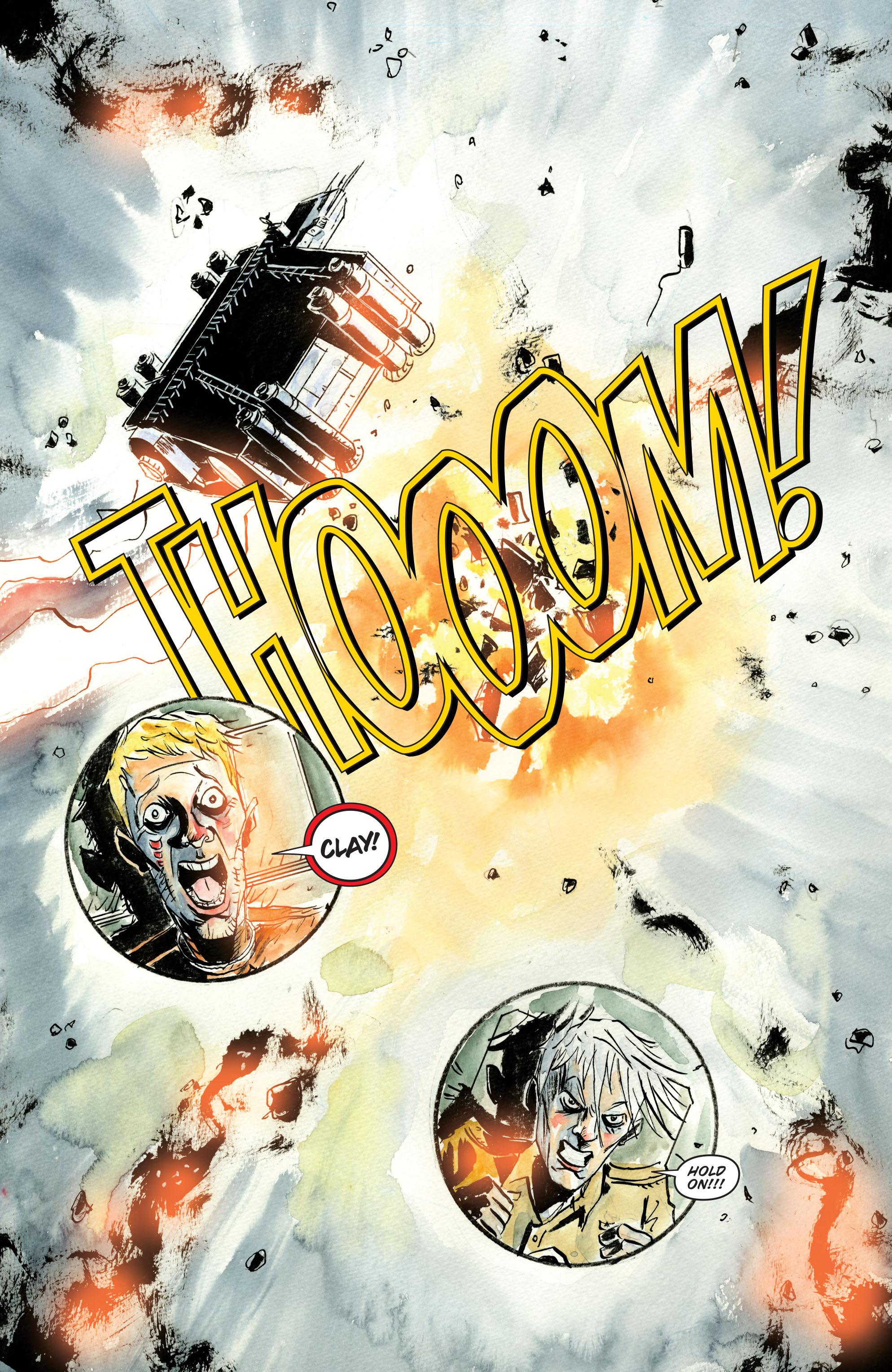 Read online Trillium comic -  Issue # TPB - 189