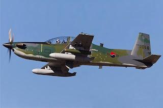 KA-1, Versi Ganas dari KT-1 Wong Bee