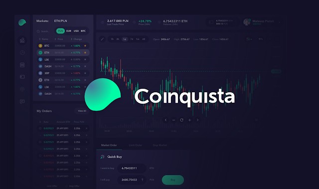 Coinquista (CoinquistaCoin) Airdrop