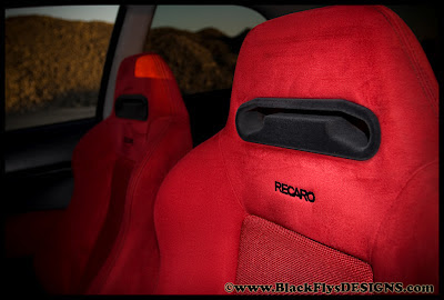 Recaro Modified Honda Civic Custom