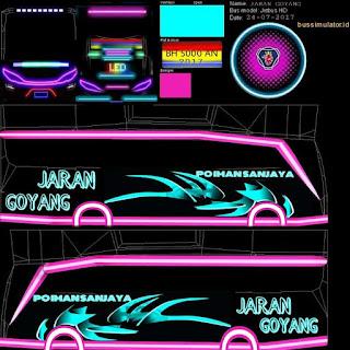 Download Livery Po Iman Sanjaya