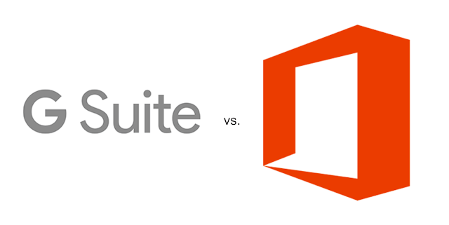 Office 365 vs. G Suite