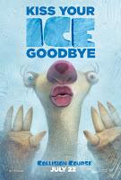 ice age nuevo poster