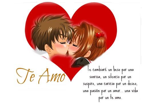 Hermosas Imagenes De Amor: Frases Y Mensajes Cortos Con Deseos De Amor Para Novios