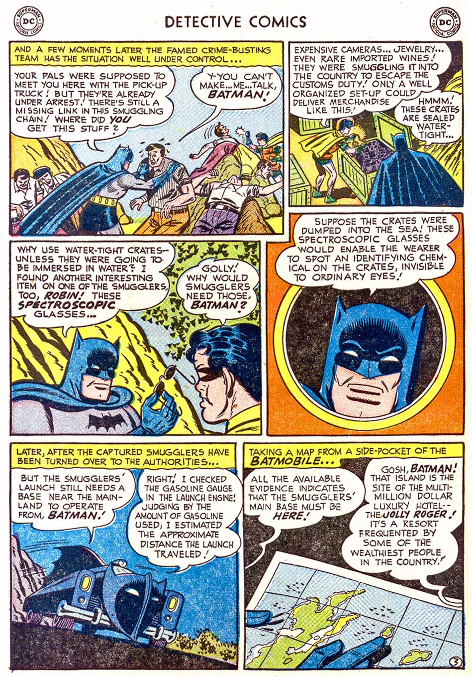 Detective Comics (1937) 202 Page 4