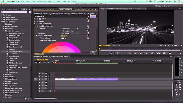 Phần mềm Adobe Premiere Pro CC