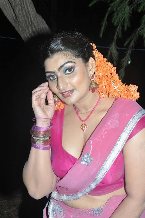 WOMEN IN THE WORLD: Babilona In Saree Hot Images Actress