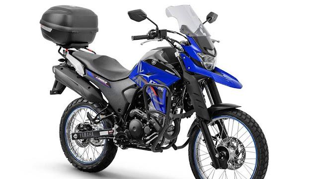 Yamaha Lander XTZ 250 2020 - Azul