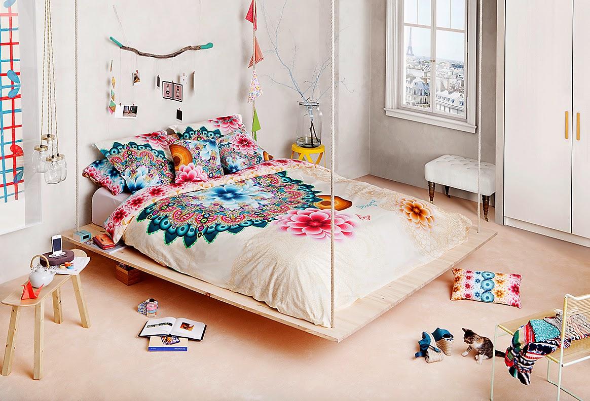 Mandala de desigual funda nordica reversible tienda on line de fundas n rdicas del grupo d 39 orte - Desigual ropa de cama ...