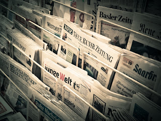 top 10 newspaper published from India -complete lists 2019