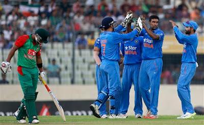 Ravichandran Ashwin is an Indian first class cricketer