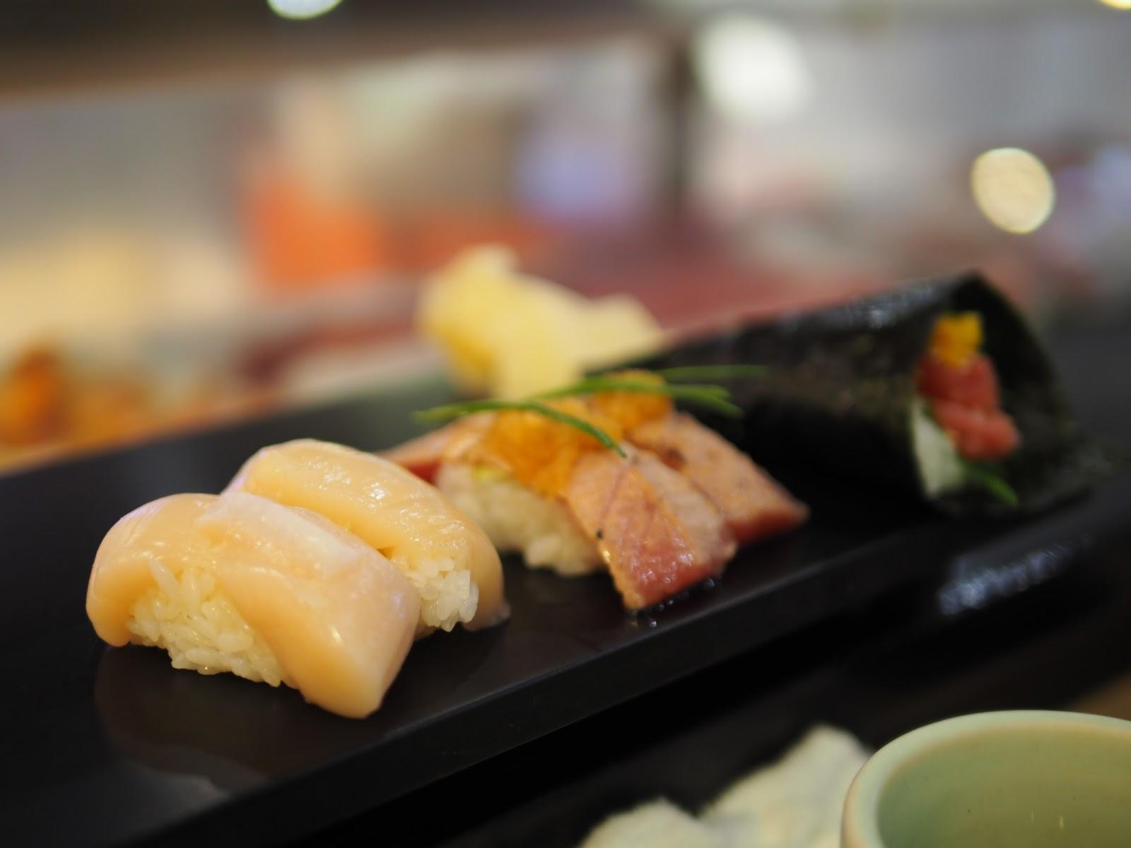 sushizanmai tsukiji fish market sushi japan tokyo