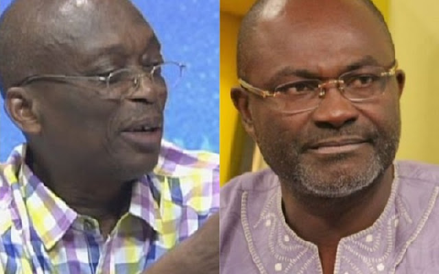 Kennedy Agyapong releases Audio of Anas taking bribes