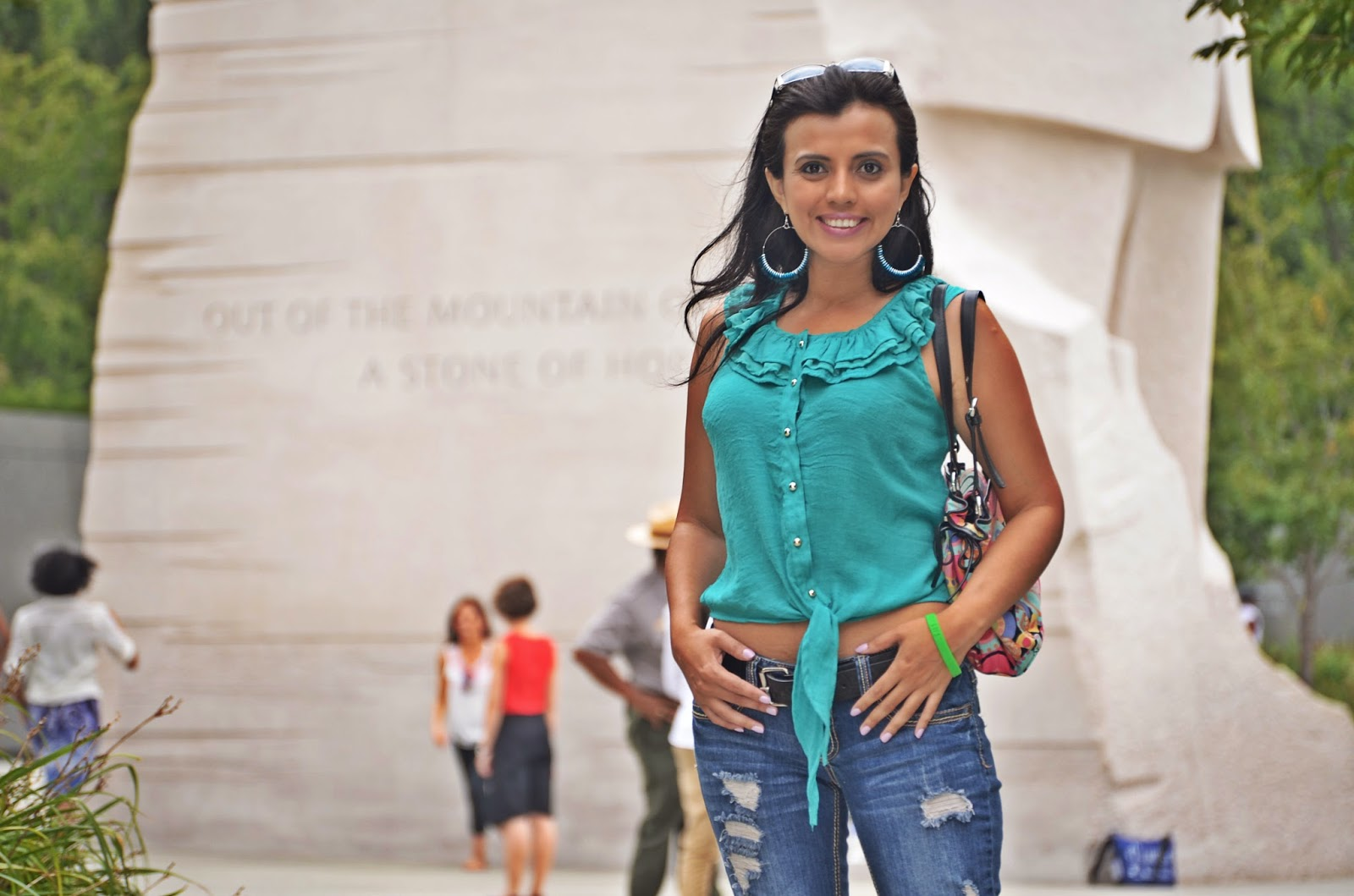 Casual Chic en Washington DC