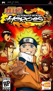 Naruto Ultimate Ninja Heroes PSP Download