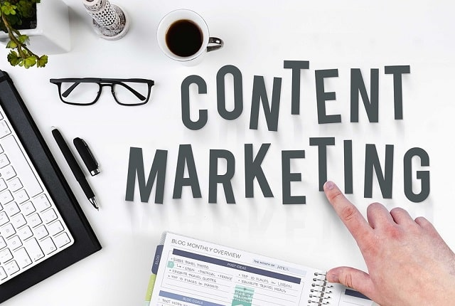 blog post article creation content marketing seo