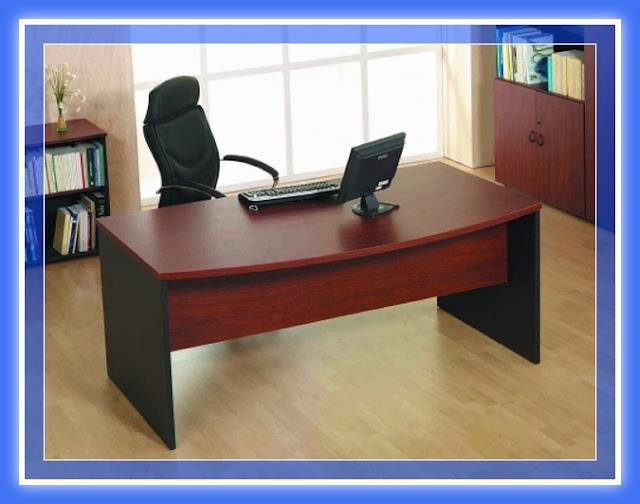 Escritorio pc de melamina madera dise os modernos web - Modelos de escritorios de madera ...
