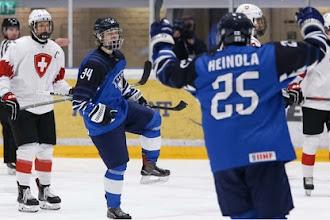 Mundial Sub-18 de Hóquei no Gelo masculino 2019 - Dia 6