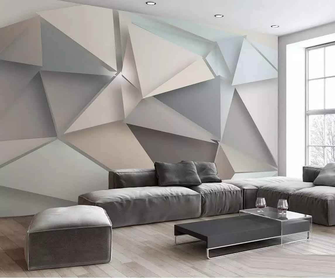 Amazing 3D wallpaper for living room, bedroom, kitchen and bathroom