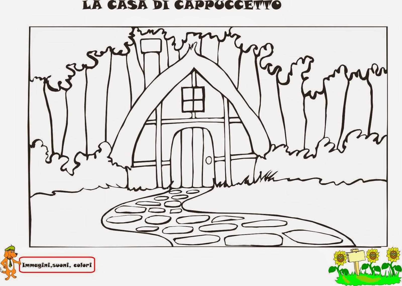 A Scuola con Poldo: Lettura animata: Cappuccetto Rosso