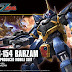 HGUC 1/144 RMS-154 Barzam - Release Info, Box art and Official Images
