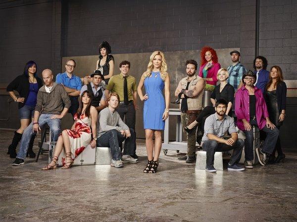 Living Dead Girl Blog: Face Off Season 5 Episode 1