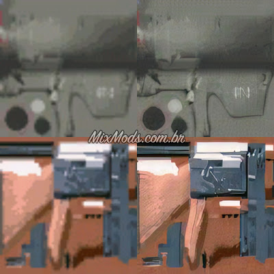 gta sa san mod improved original weapons fix texture hd remaster