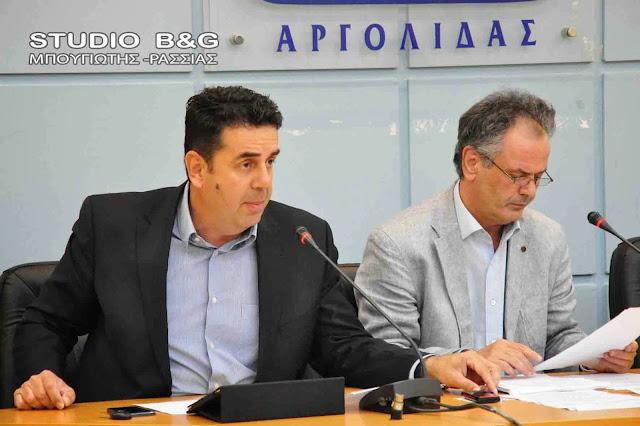 Οι αποφάσεις του Δημοτικού Συμβουλίου Ναυπλιέων στις 29 Σεπτεμβρίου 2017