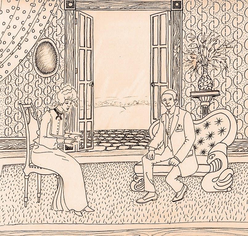 phantsythat the open window by saki